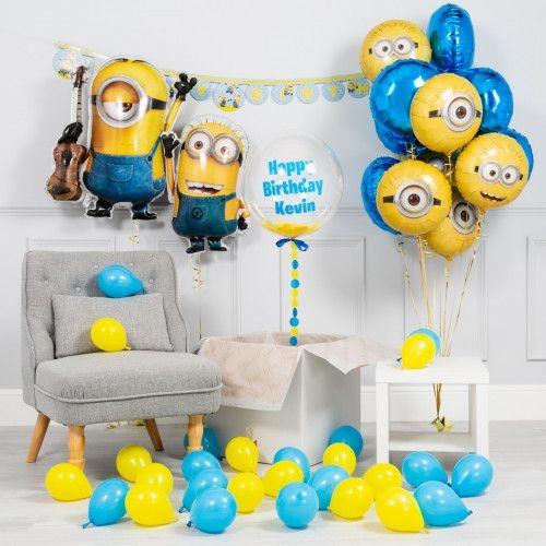 №145 Оформление детского дня рождения