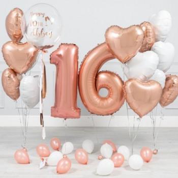 №152 Оформление дня рождения